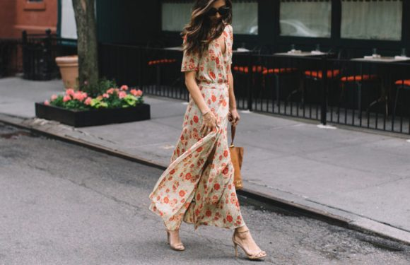 Women's Wardrobes Are Incomplete Without Sultry Maxi Dresses