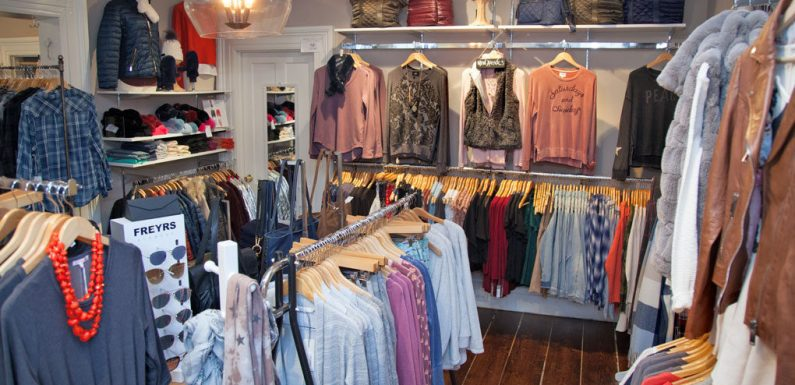 How you can Enjoy Shopping in Designer Clothing Boutiques