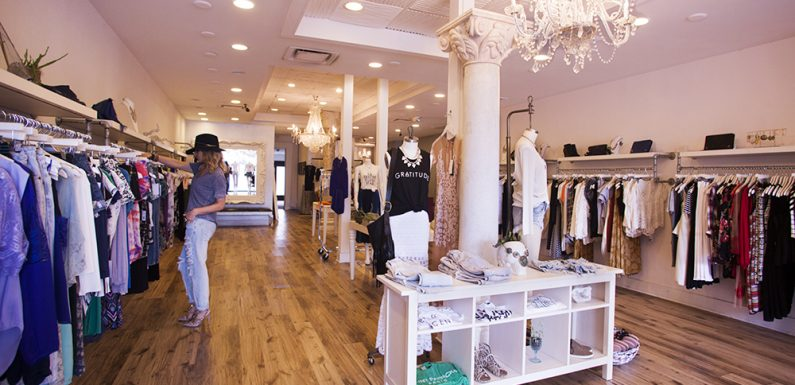Opening a Clothing Boutique