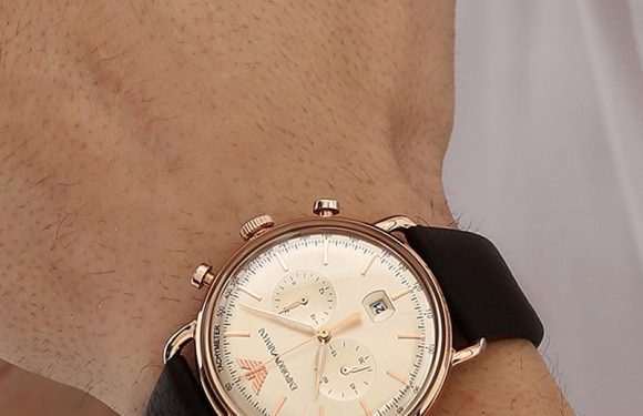 Emporio armani watch -A Brand that Combines Vintage and Modern Design